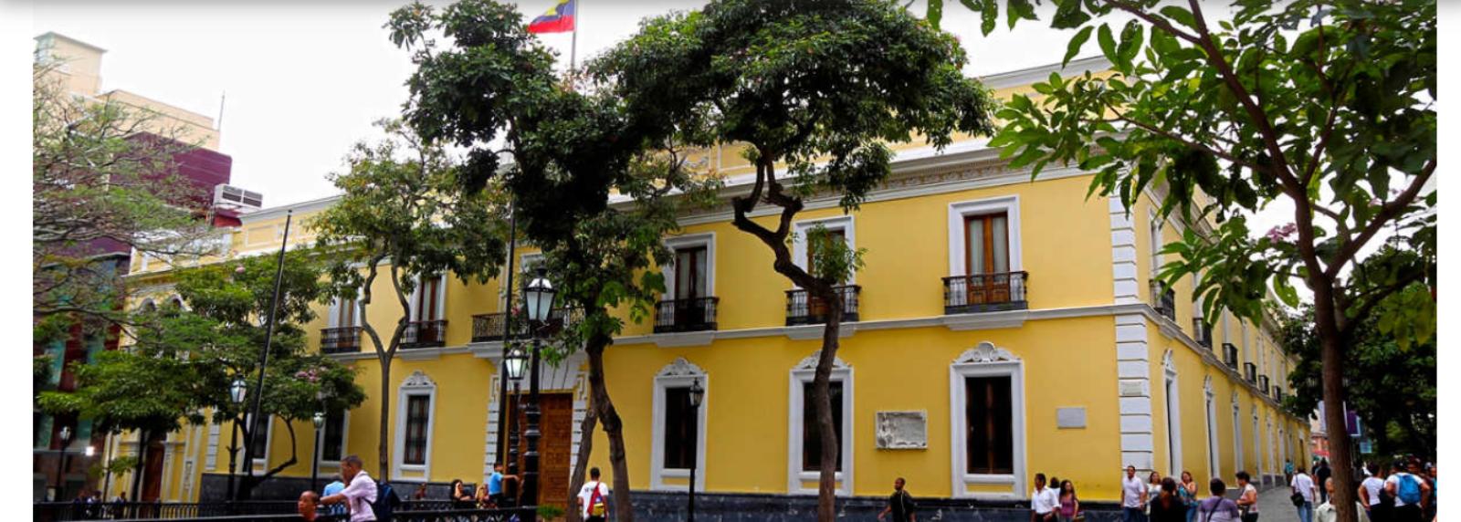 Casa Amarilla Caracas, Venezuela